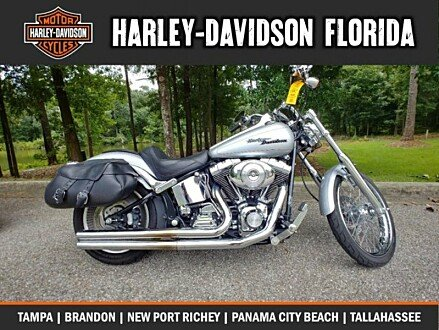 2001 Harley-Davidson Softail for sale 200604741