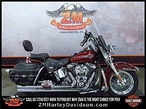 2001 Harley-Davidson Softail for sale 200609124
