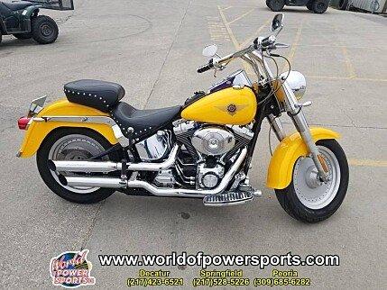 2001 Harley-Davidson Softail for sale 200637082