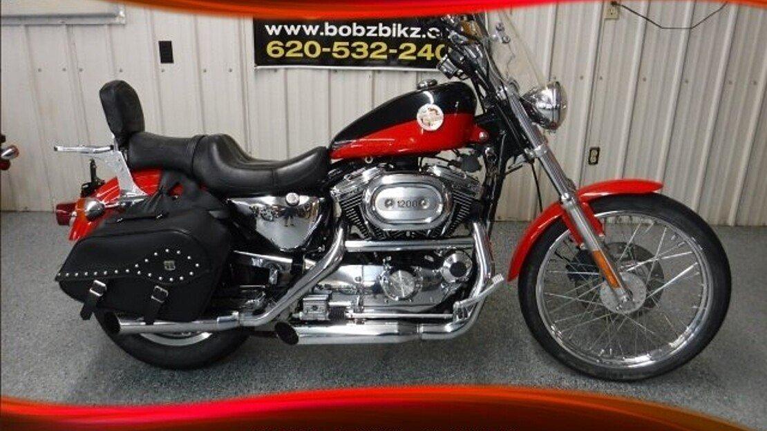 2001 Harley-Davidson Sportster for sale 200624405
