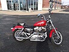 2001 Harley-Davidson Sportster for sale 200655612