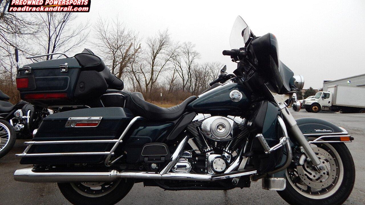 2001 Harley-Davidson Touring for sale 200526374