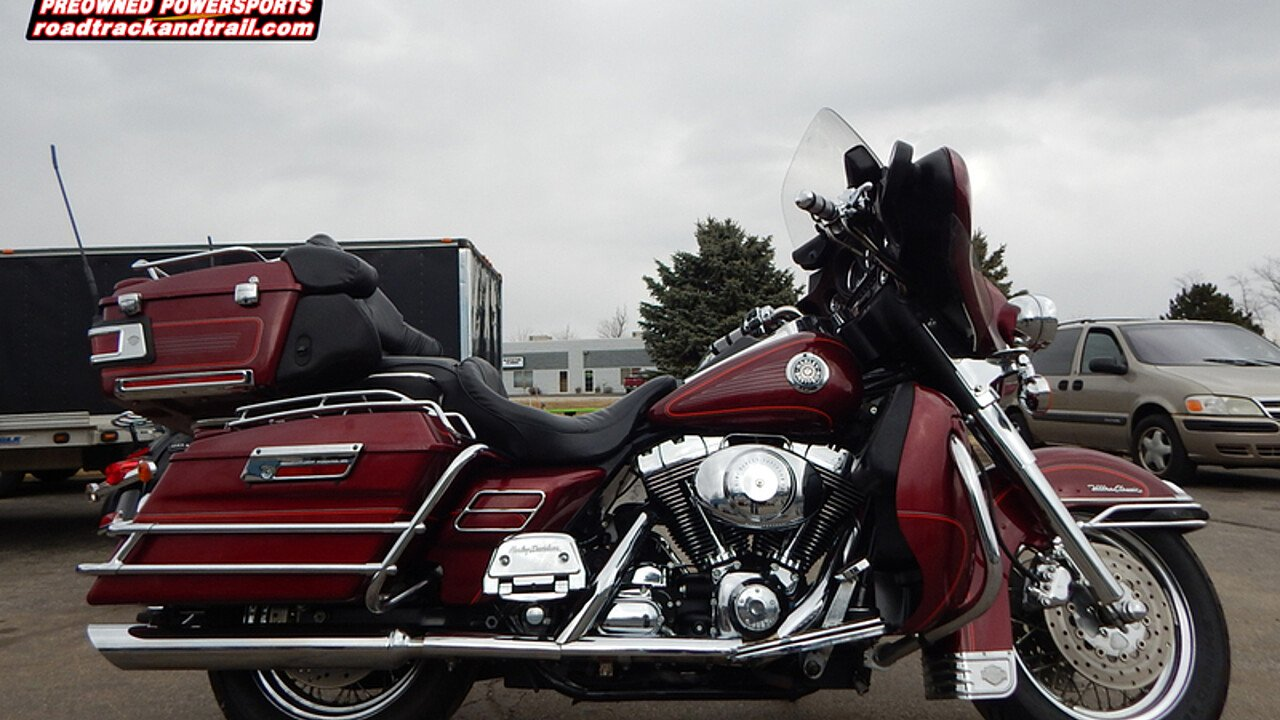 2001 Harley-Davidson Touring for sale 200555364