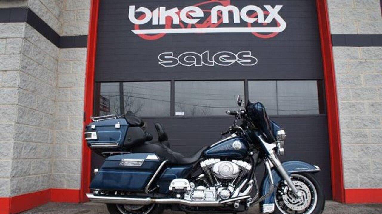 2001 Harley-Davidson Touring for sale 200560070