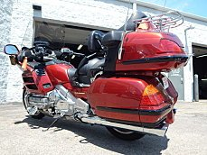 2001 Honda Gold Wing for sale 200582871