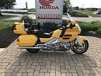 2001 Honda Gold Wing for sale 200583688