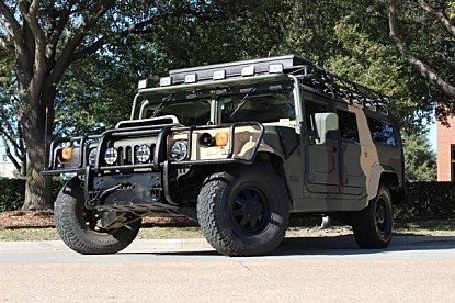 2001 Hummer H1 4-Door Wagon for sale 100830496