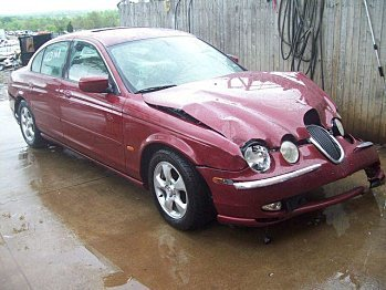 2001 Jaguar S-TYPE 3 for sale 100292777