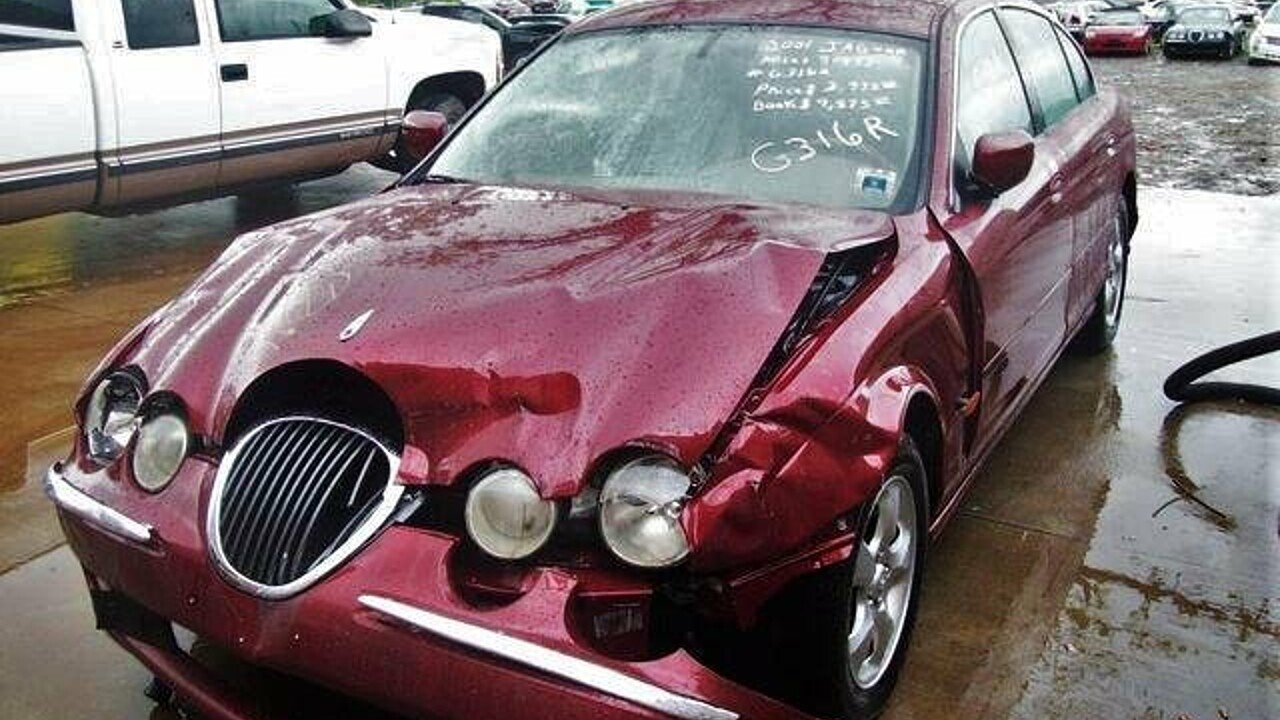 2001 Jaguar S-TYPE 3 for sale 100749656