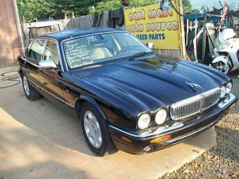 2001 Jaguar XJ Vanden Plas for sale 100292674