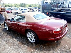 2001 Jaguar XK8 Convertible for sale 100292838