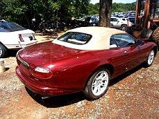 2001 Jaguar XK8 Convertible for sale 100749637