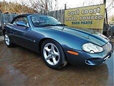 2001 Jaguar XK8 Convertible for sale 100749822