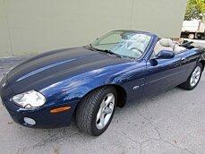 2001 Jaguar XK8 Convertible for sale 100995803