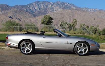 2001 Jaguar XKR Convertible for sale 100923026