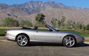 2001 Jaguar XKR Convertible for sale 100923026