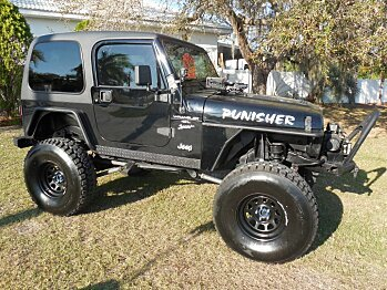 2001 Jeep Wrangler for sale 100871758