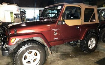 2001 Jeep Wrangler 4WD Sahara for sale 101043795