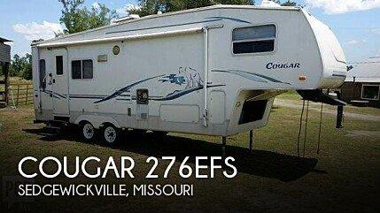 2001 Keystone Cougar for sale 300105944