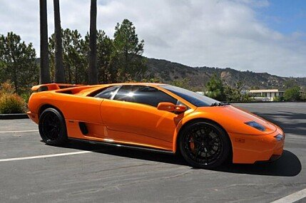 2001 Lamborghini Diablo VT 6.0 Coupe for sale 100795674