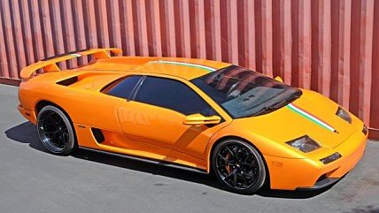 2001 Lamborghini Diablo VT 6.0 Coupe for sale 100795674