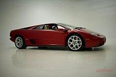 2001 Lamborghini Diablo VT 6.0 Coupe for sale 100977199