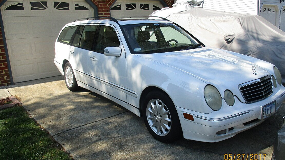2001 Mercedes-Benz Other Mercedes-Benz Models for sale 101001694