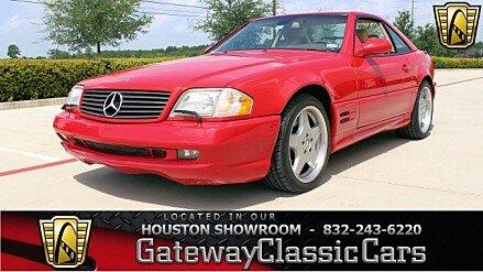 2001 Mercedes-Benz SL500 for sale 101018433
