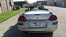 2001 Mitsubishi Eclipse Spyder GT for sale 100780443