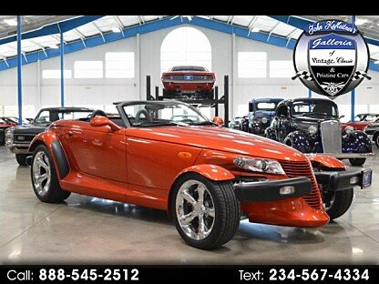 2001 Plymouth Prowler for sale 100754327