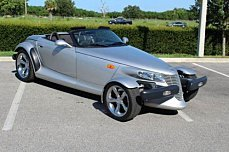 2001 Plymouth Prowler for sale 100885520