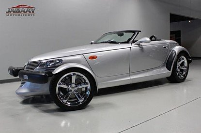 2001 Plymouth Prowler for sale 100891525