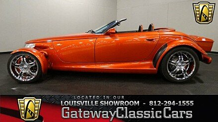 2001 Plymouth Prowler for sale 100932224