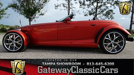 2001 Plymouth Prowler for sale 100980589