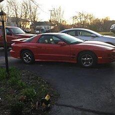 2001 Pontiac Firebird for sale 100722571