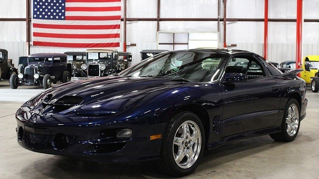 2001 Pontiac Firebird Coupe for sale 100907335