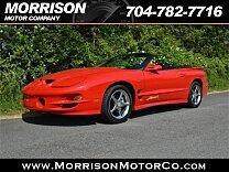 2001 Pontiac Firebird Trans Am Convertible for sale 100783766