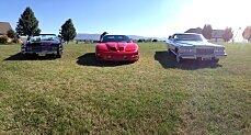 2001 Pontiac Firebird Trans Am Convertible for sale 100862628