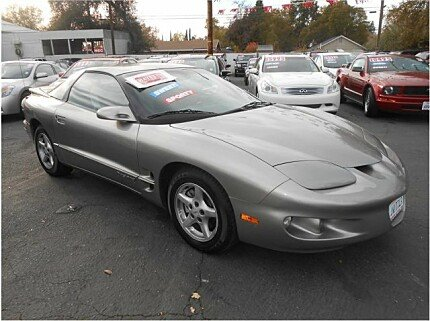 2001 Pontiac Firebird Coupe for sale 100886256