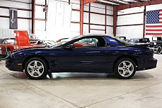 2001 Pontiac Firebird Coupe for sale 100907335