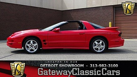 2001 Pontiac Firebird Coupe for sale 100963682