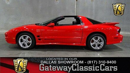 2001 Pontiac Firebird Coupe for sale 100965044