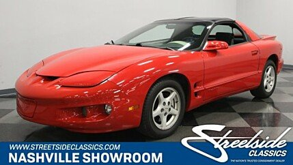 2001 Pontiac Firebird Coupe for sale 100983478