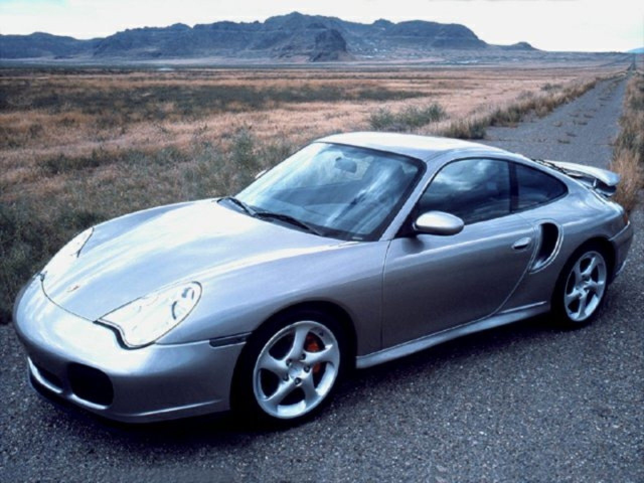 2001 porsche 911 turbo coupe for  near west chester