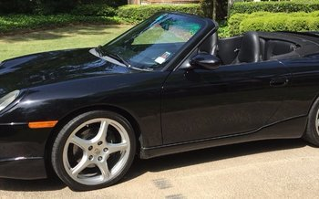2001 Porsche 911 Cabriolet for sale 100768679