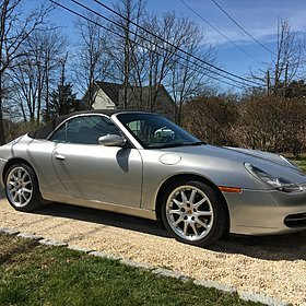 2001 Porsche 911 Cabriolet for sale 100853045