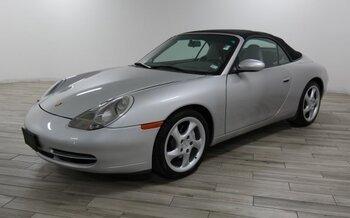2001 Porsche 911 Cabriolet for sale 100895568