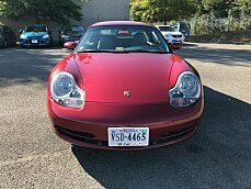 2001 Porsche 911 Cabriolet for sale 100911967