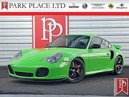 2001 Porsche 911 Turbo Coupe for sale 100913067