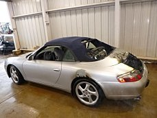 2001 Porsche 911 Cabriolet for sale 100954768